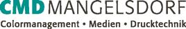 CMDMangelsdorf – Colormanagement-Service – Proof-Medien – Drucktechnik in Berlin und Brandenburg Logo
