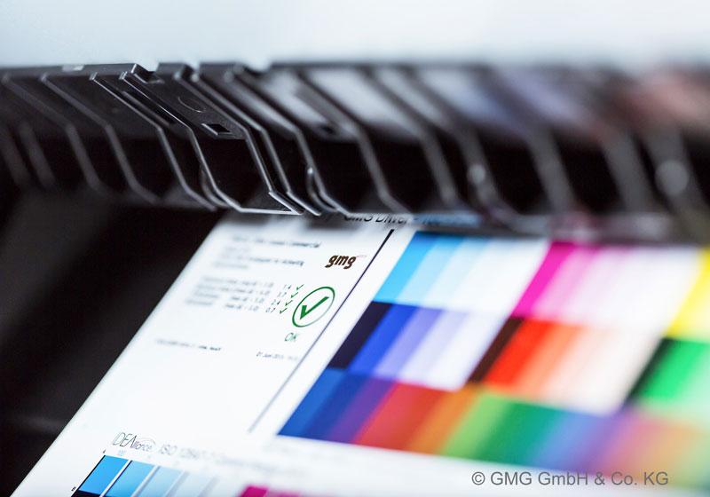 Komplettlösungen Farbmanagement